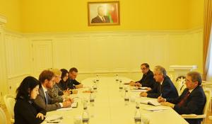 EU interested in food imports from Azerbaijan
