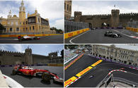 Formula One construction work starts in Baku