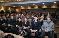 "Heydar Aliyev Foundation VP Leyla Aliyeva attends ""Endless Corridor"" screening <span class=""color_red"">[PHOTO]</span>"