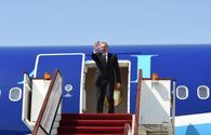 "President Aliyev ends official visit to Qatar <span class=""color_red"">[UPDATE]</span>"