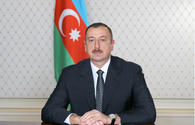 Azerbaijani President approves funding for construction of highway in Aghstafa