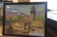 """Founder of realistic easel painting in Azerbaijan turns 125 <span class=""""color_red"""">[PHOTO]</span>"""