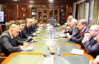 "Azerbaijan`s FM meets Russian Deputy Premier in Moscow <span class=""color_red"">[UPDATE]</span>"