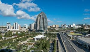 "Baku : A city of contrasts <span class=""color_red"">[PHOTO]</span>"