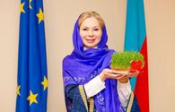 "EU mission in Baku celebrates Novruz <span class=""color_red"">[PHOTO]</span>"