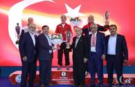 "National wrestlers win gold medals in Istanbul <span class=""color_red"">[PHOTO]</span>"