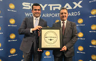"Heydar Aliyev Int'l Airport recognized as best airport in CIS countries <span class=""color_red"">[PHOTO]</span>"
