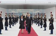 "President Ilham Aliyev ends France visit <span class=""color_red"">[PHOTO]</span>"