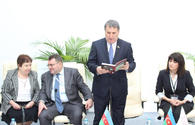 "Days of Hungary open in Baku <span class=""color_red"">[PHOTO]</span>"