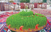 Spring coming with festive Novruz holiday