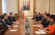 Azerbaijan, Italy discuss bilateral bonds