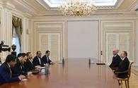 "President Aliyev receives Iranian Communications Minister <span class=""color_red"">[UPDATE]</span>"