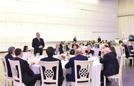 "Dinner party was hosted for participants of 5th Global Baku Forum <span class=""color_red"">[PHOTO]</span>"