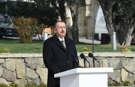 Ilham Aliyev: For us, values of Azerbaijan are above all