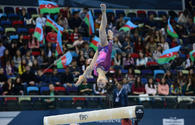 "Day 4 of FIG World Cup in artistic gymnastics in Baku <span class=""color_red"">[PHOTO]</span>"