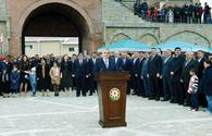 """Novruz holiday marked in Nakhchivan <span class=""""color_red"""">[PHOTO]</span>"""