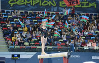 "Last day of FIG World Cup in artistic gymnastics kicks off in Baku <span class=""color_red"">[PHOTO]</span>"