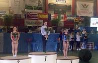 Azerbaijani gymnast wins gold at Aalsmeer Flower Cup in Netherlands