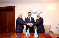 "Azerbaijan, Uzbekistan agree on expansion of cooperation in railway sector <span class=""color_red"">[PHOTO]</span>"