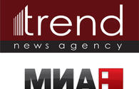 Trend News Agency, Macedonian Information Agency sign co-op agreement