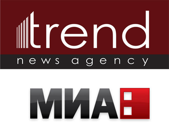 Trend News Agency Macedonian Information Agency Sign Co Op Agreement