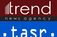 Trend News Agency, Slovakia's TASR News Agency sign co-op