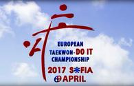 National taekwondo fighters to vie for European medals