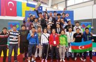 "National judo fighters bring home seven medals <span class=""color_red"">[PHOTO]</span>"
