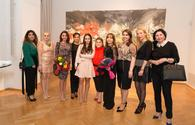 "Talented artist Aida Mahmudova's exhibition opens in Vienna <span class=""color_red"">[PHOTO]</span>"