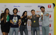 Winners of Azerbaijan's first IT-championship named