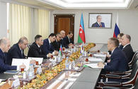 Azerbaijan, Russia discuss situation in Middle East, Syria