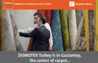 DOMOTEX Turkey provides international gathering at carpet center