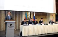 Russia to enlarge business opportunities with Azerbaijan