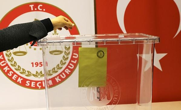 Voting underway in Turkey's historic political referendum