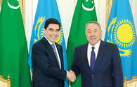 Ashgabat, Astana seek deeper interaction