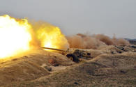 "Azerbaijani Army holds live-fire exercises <span class=""color_red"">[PHOTO]</span>"
