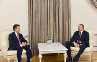 "President Aliyev receives  FIDE President <span class=""color_red"">[UPDATE]</span>"