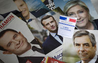 Polls open for second round of French presidential election