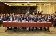 Cooperation in hydrocarbon trade, exports in Caspian region in focus of SOCAR forum