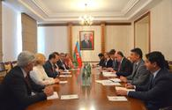 Azerbaijan, EU intend to expand cooperation in trade, transport spheres