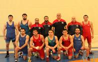 Azerbaijan wrestling team name squad for European Championships