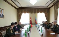Azerbaijan, Turkey mull prospects for military cooperation