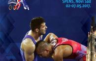 National wrestlers to compete at European Championships