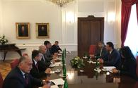 "Azerbaijan, Czech Republic mull issues of agro cooperation <span class=""color_red"">[PHOTO]</span>"