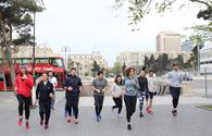 "Baku City Circuit team to run across Baku for charity <span class=""color_red"">[PHOTO]</span>"