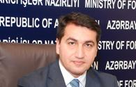 Azerbaijani FM: Armenia's purposeful, biased ignorance deceives Armenians, diaspora