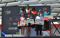 "Baku Marathon 2017 winners awarded <span class=""color_red"">[PHOTO]</span>"