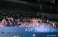 "FIG World Cup in Baku: Winners in individual exercises awarded <span class=""color_red"">[PHOTO]</span>"