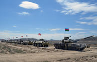 Azerbaijan, Turkey start live-fire joint tactical exercises