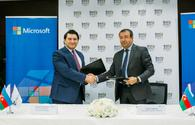 """Microsoft becomes official supporter of Baku 2017 <span class=""""color_red"""">[PHOTO]</span>"""